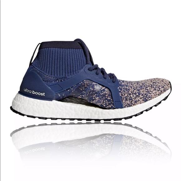 242846eae Adidas UltraBOOST X All Terrain Blue/ Ash Pearl. NWT